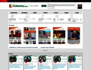 acotonou.com screenshot