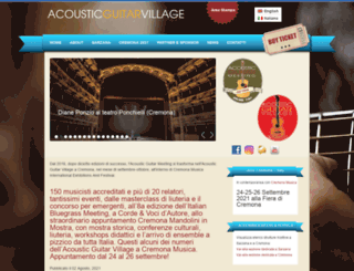 acousticguitarmeeting.net screenshot