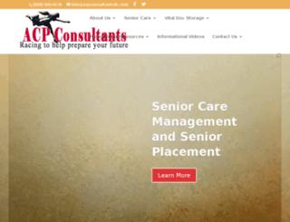 acpconsultantsllc.com screenshot