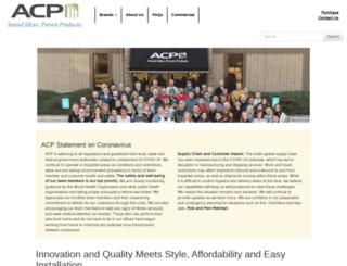 acpideas.com screenshot