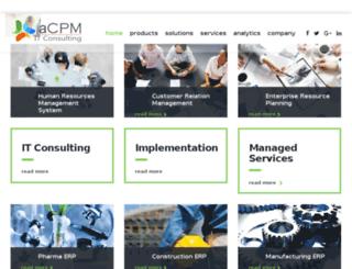 acpmconsulting.com screenshot