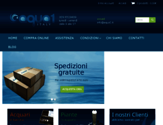 acquaefiltri.net screenshot