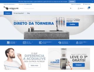 acquaenterprise.net.br screenshot