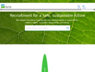 acre-resources.com screenshot