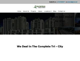 acreandacres.com screenshot