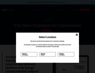acrobatiq.com screenshot