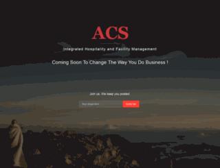 acs-pl.com screenshot