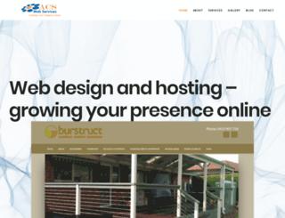 acs-webhosting.com screenshot