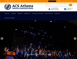 acs.gr screenshot
