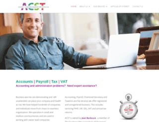 acst.co.za screenshot