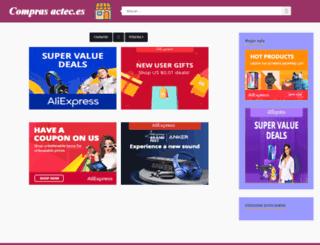 actec.es screenshot