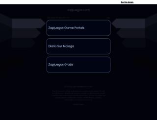 actimel.zapjuegos.com screenshot