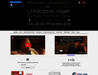 actingstudio-masterclass.com screenshot