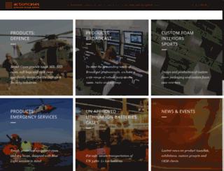 action-cases.com screenshot