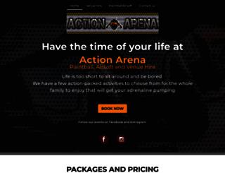 action.com.na screenshot