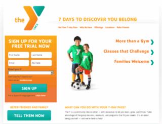 action.ymcala.org screenshot