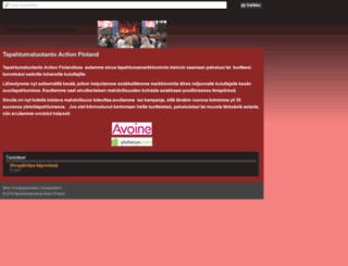 actionfinland.fi screenshot
