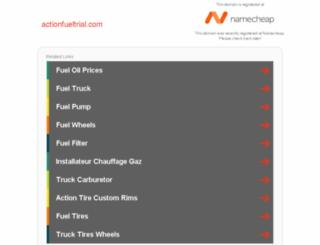 actionfueltrial.com screenshot