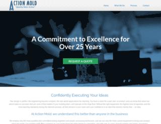 actionmold.com screenshot