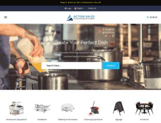 actionsales.com screenshot