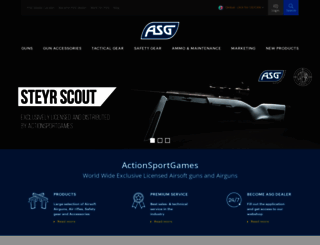 actionsportgames.com screenshot