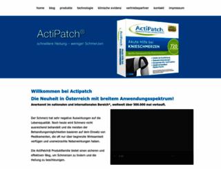 actipatch.net screenshot
