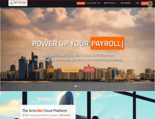 activ360.com.ng screenshot