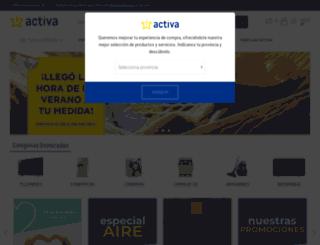 activahogar.com screenshot