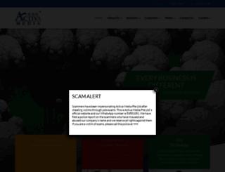 activamedia.com.sg screenshot