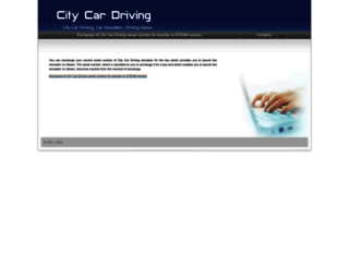 activate.citycardriving.com screenshot