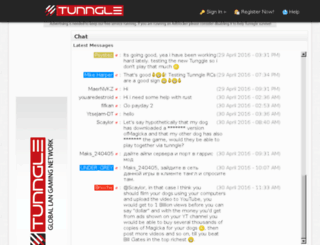 activation.tunngle.net screenshot