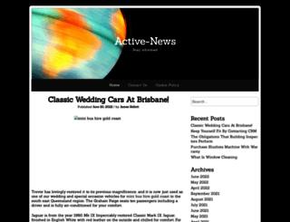 active-news.com screenshot