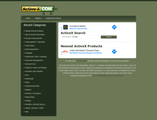 active-x.com screenshot
