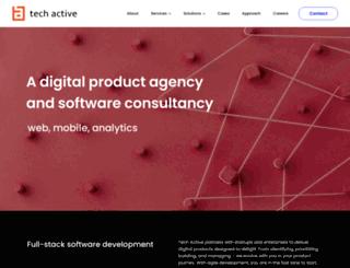 active.agency screenshot