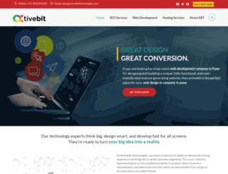 activebittechnologies.com screenshot