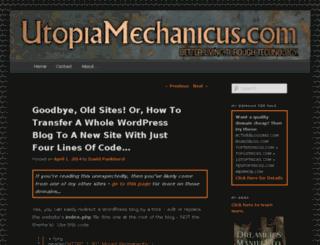 activeblogging.com screenshot