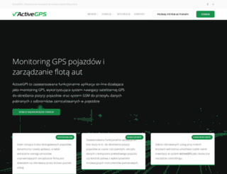 activegps.pl screenshot