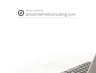 activeinternetconsulting.com screenshot