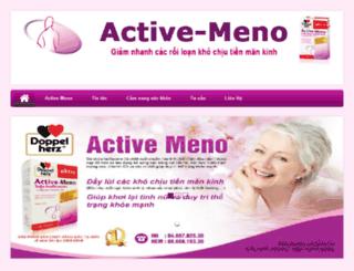 activemeno.vn screenshot