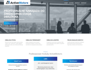 activemotors.pl screenshot