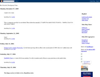 activenotes.blogspot.nl screenshot