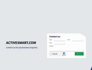 activesmart.com screenshot