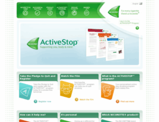 activestop.ca screenshot