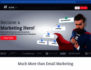 activetrail.com screenshot