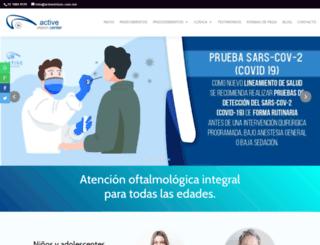 activevision.com.mx screenshot