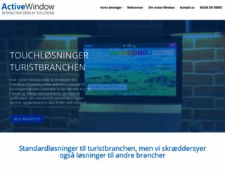 activewindow.dk screenshot