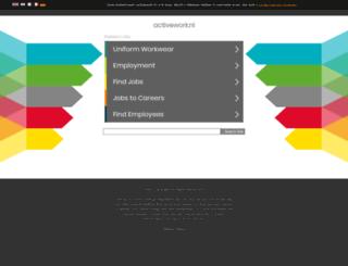 activework.nl screenshot