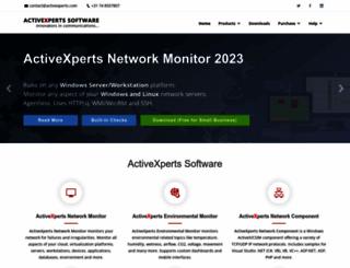 activexperts.com screenshot