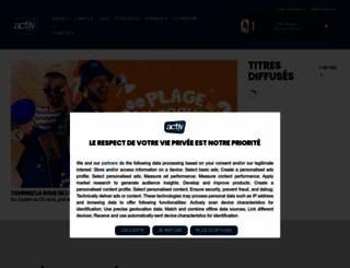 activradio.com screenshot