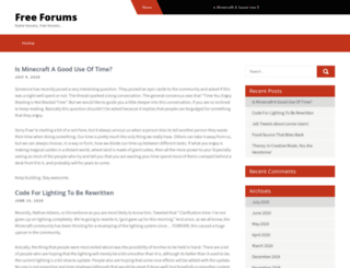 actonel0354.free-forums.tv screenshot